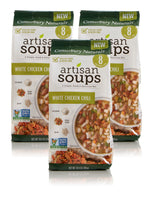 Canterbury Naturals White Chicken Chili Artisan Soup Mix Pack of 3