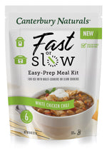 Fast or Slow White Chicken Chili Pack of 3