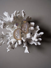Load image into Gallery viewer, L.N SMOKEY QUARTZ EARRINGS / 12.
