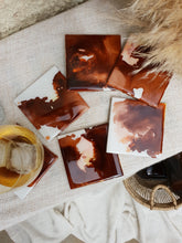 Load image into Gallery viewer, LN HAZELNUT COASTER SET