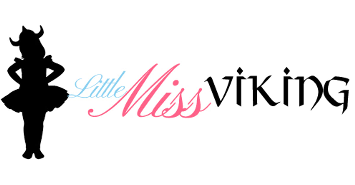Little Miss Viking Personalised Home Decor Gifts Height Charts