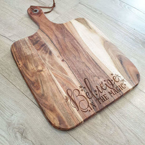 Believe in the magic cheese board. - Cheese Boards