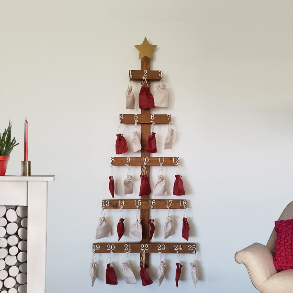 Viking Christmas.Christmas Tree Advent Calendar 2018 Sold Out