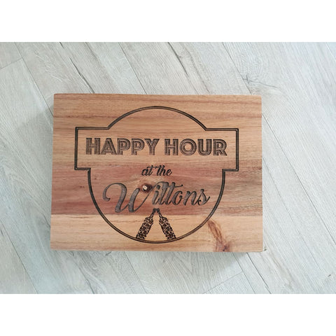 Personalised Butchers Block - Cheese Boards