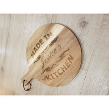 Personalised Chopping Board Laser Engraved - Cheese Boards