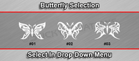 Sticky Creations - Butterfly Selection