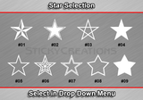 Sticky Creations - Star Selection