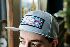 CCBC Automatic Cap (Grey)