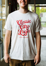 Classic City Lager Oatmeal Triblend Tee