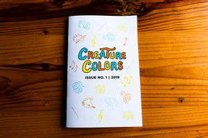 Creature Colors Booklet