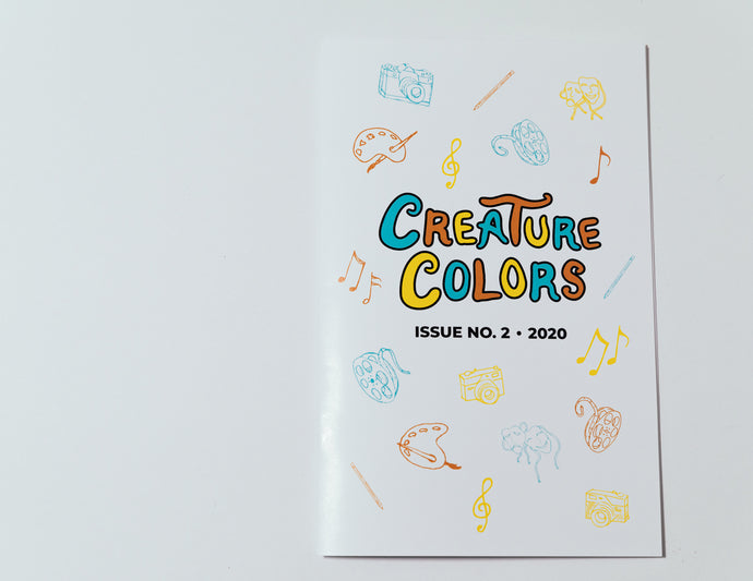 Creature Colors Issue No. 2 (2020)