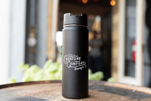 Signature Logo Hydro Flask™ 20 oz Insulated Flask