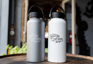 Signature Logo Hydro Flask™ 32 oz Insulated Flask