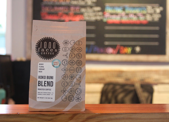 1000 Faces Koko Buni Roasted Coffee