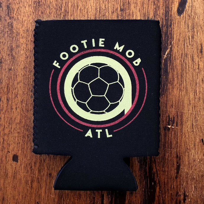 Koozie - Footie Mob