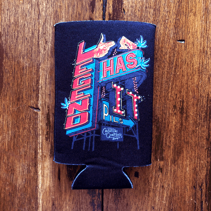 Koozie - Legend Has It