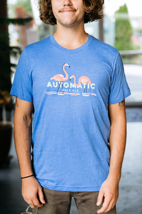 Automatic Triblend Tee