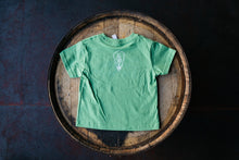 Curiosity Grass Green Toddler Tee