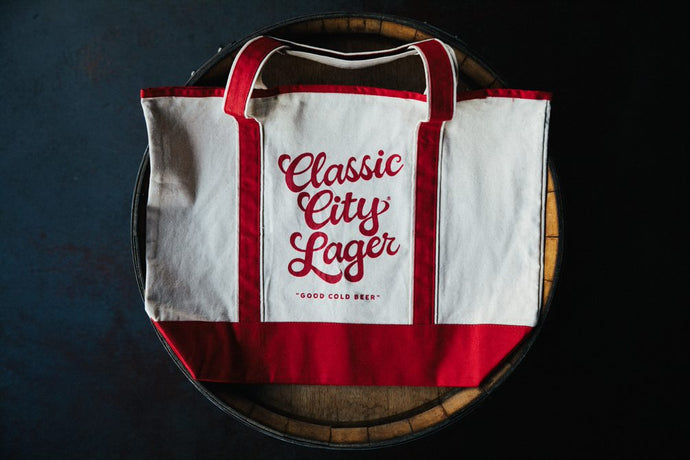 Classic City Lager Jumbo Tote