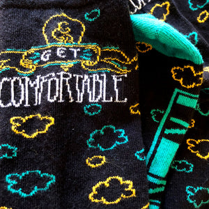 Get Comfortable Socks - Limited Edition
