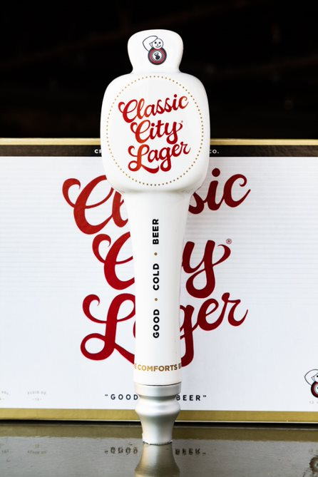 Classic City Lager Tap Handle