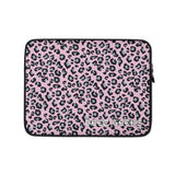 """Snow Leopard"" Laptop Sleeve"