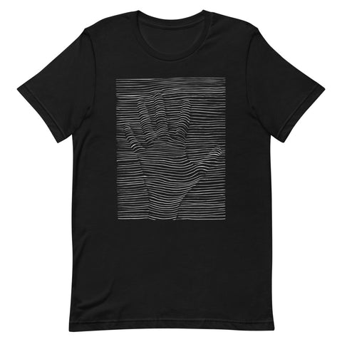 """3D Optical Illusion"" Short-Sleeve Unisex T-Shirt"