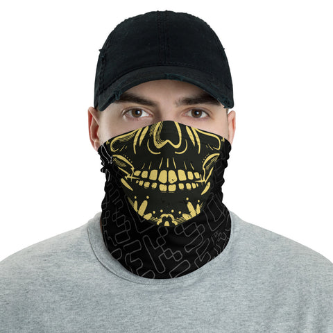 """Sugar Skull"" Face Shield"