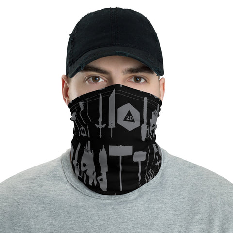 """Choose Your Weapon"" Face Shield"