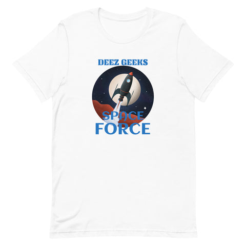 """Space Force"" v3 Short-Sleeve Unisex T-Shirt"