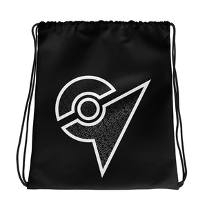 POGO Gym Drawstring bag (White)
