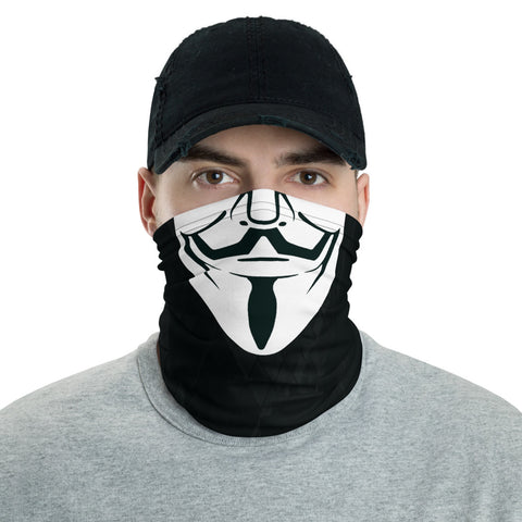 """Remain Anonymous"" Face Shield"
