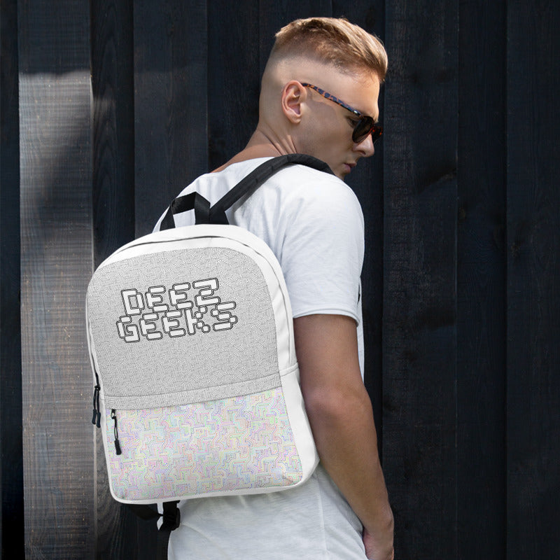 """Deez Geeks"" Circuits EDC Backpack"