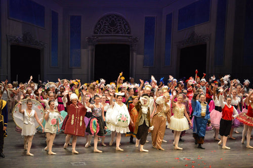 Spring Recital Performance Fee & Costume Deposit