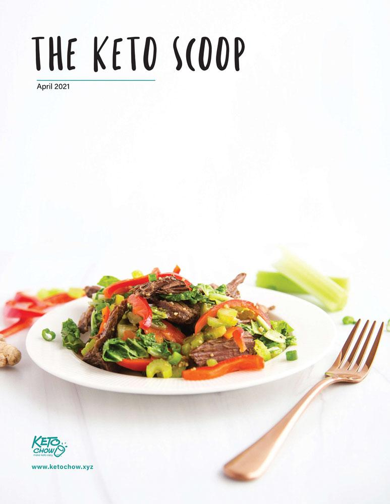 Keto Scoop First Edition Bundle