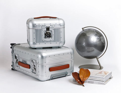 FPM Luggage Bank moonlight silver