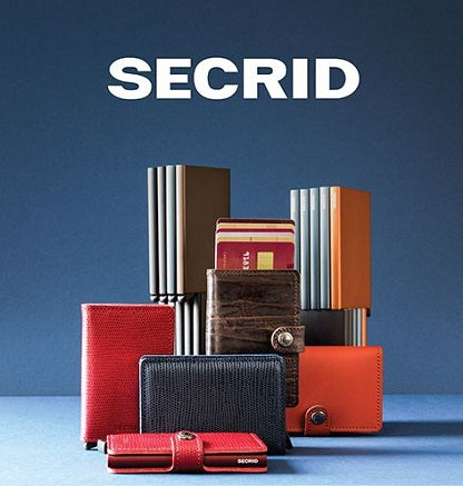 Secrid wallets at Forero's Vancouver Richmond