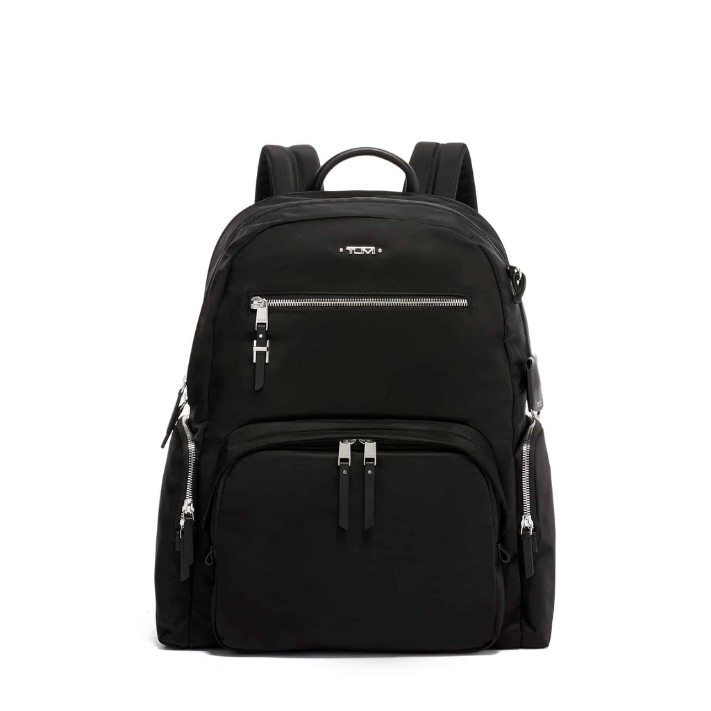 Tumi 109963 Voyageur Carson Backpack black - front