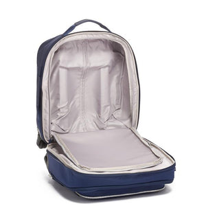 TUMI Voyageur Osona Compact Carry-On in Ultramarine inside