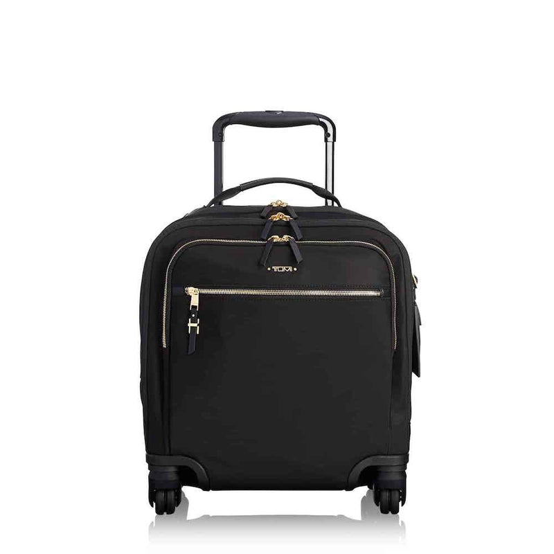 TUMI Voyageur Osona Compact Carry-On in Ultramarine front view