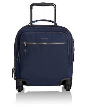 TUMI Voyageur Osona Compact Carry-On in Navy front view