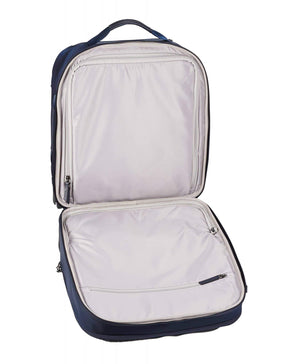 TUMI Voyageur Osona Compact Carry-On in Navy open
