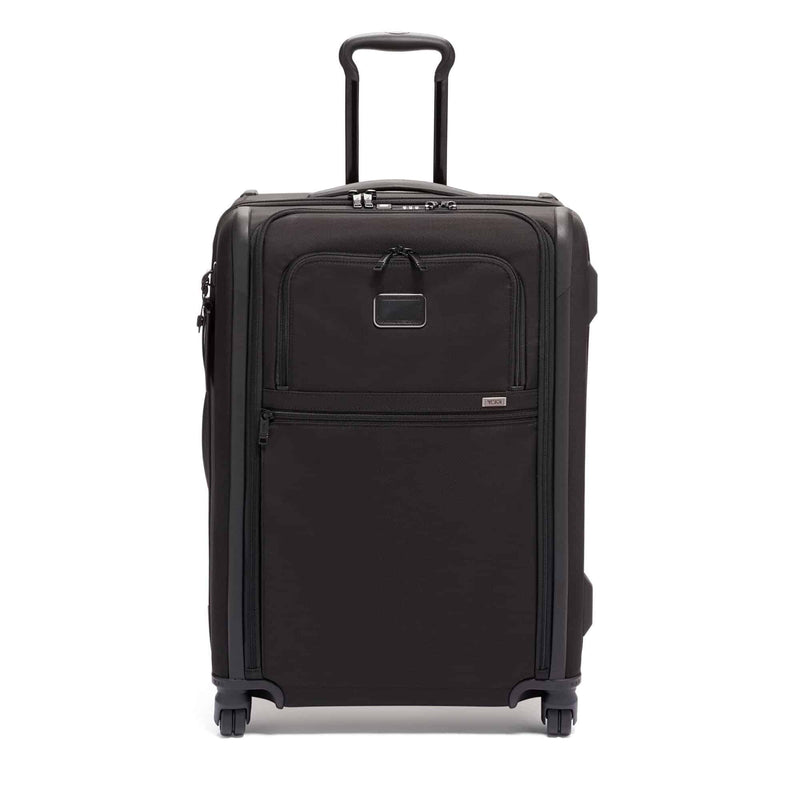 Tumi 117165 Alpha 3 Short Trip Expandable Packing Case black - front