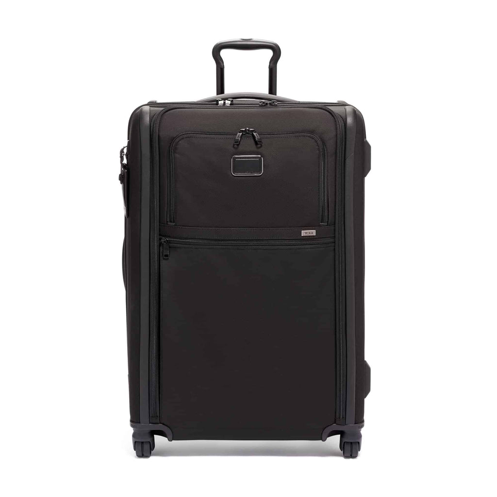Tumi 117166 Alpha 3 Medium Trip Expandable Packing Case black - front