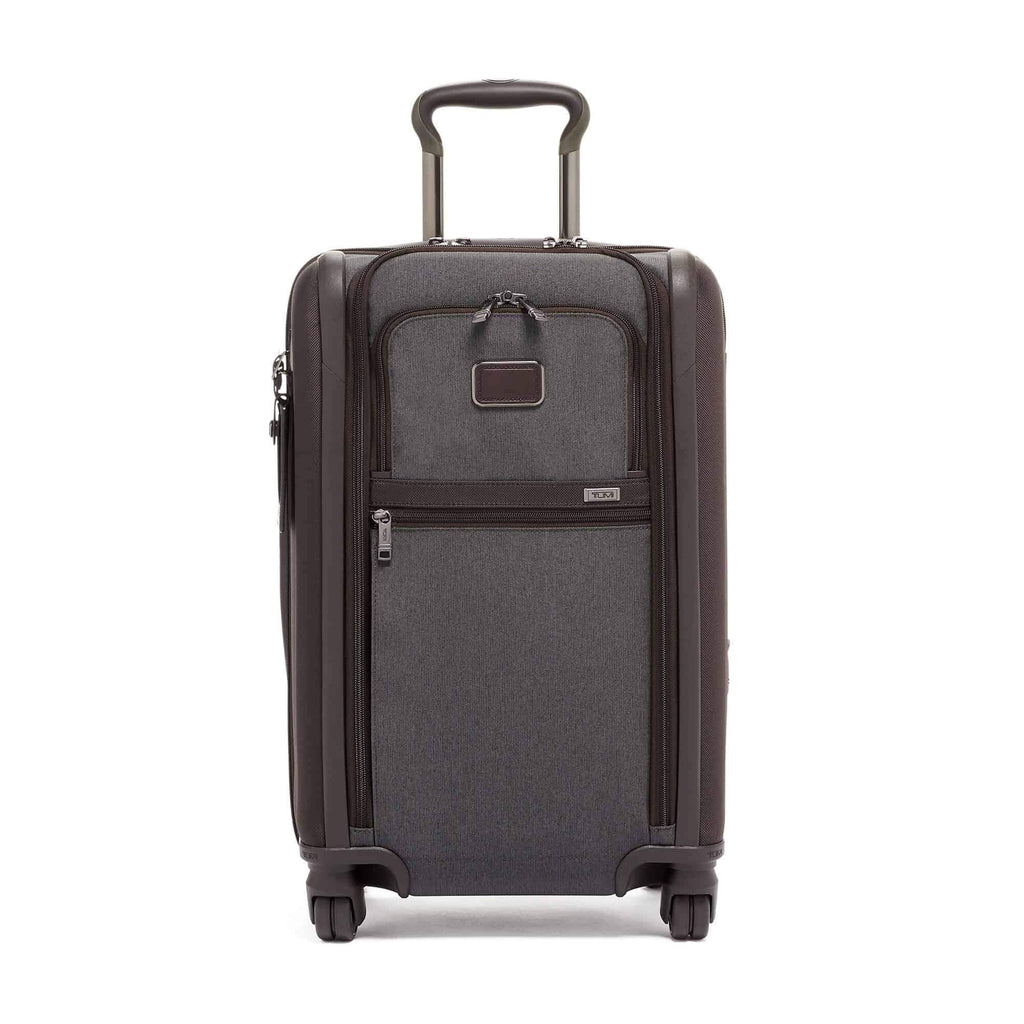 TUMI Alpha 3 International Dual Access Carry-On - Forero's Bags and Luggage Vancouver Richmond
