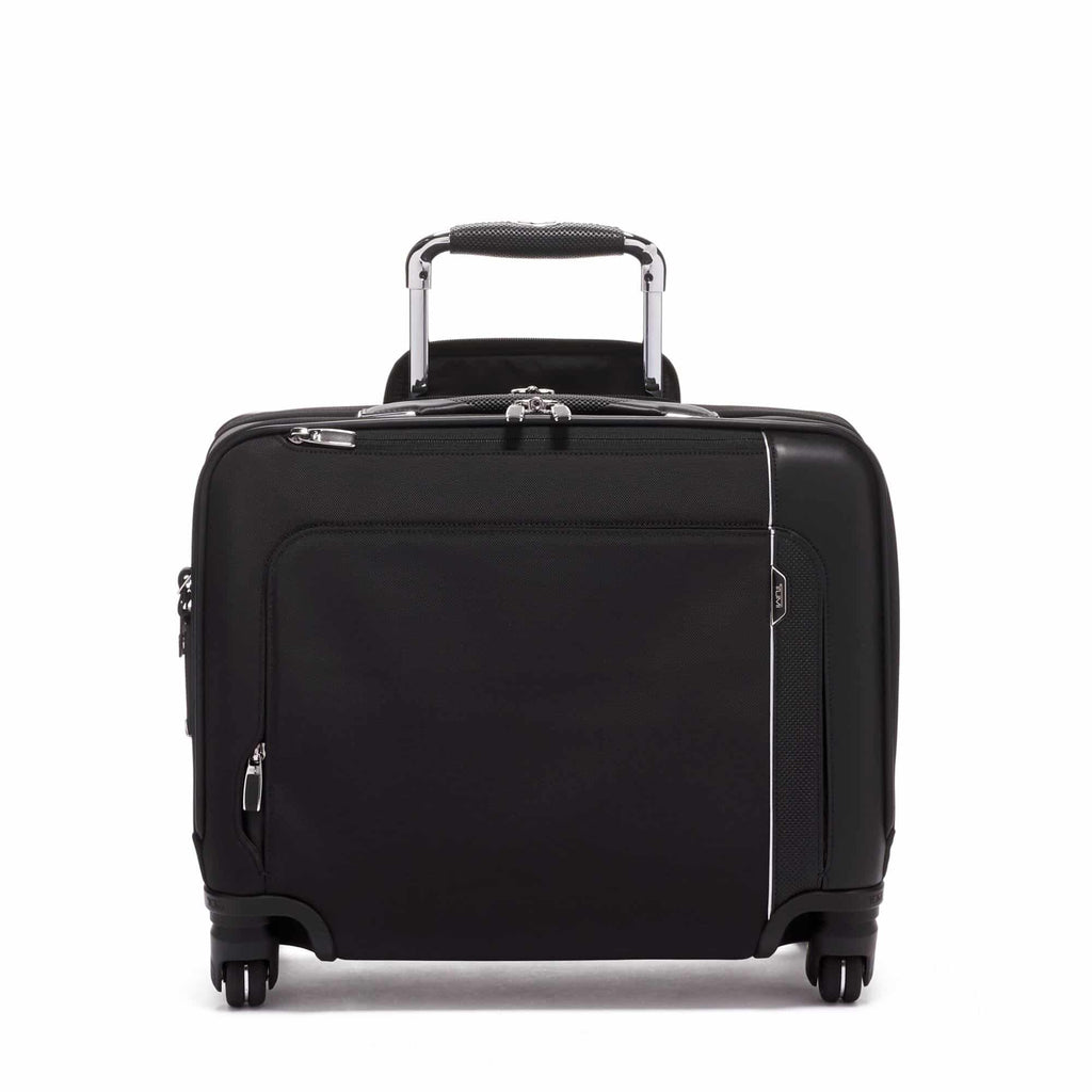TUMI Arrivé Compact 4-Wheeled Brief - Forero's Bags and Luggage Vancouver Richmond