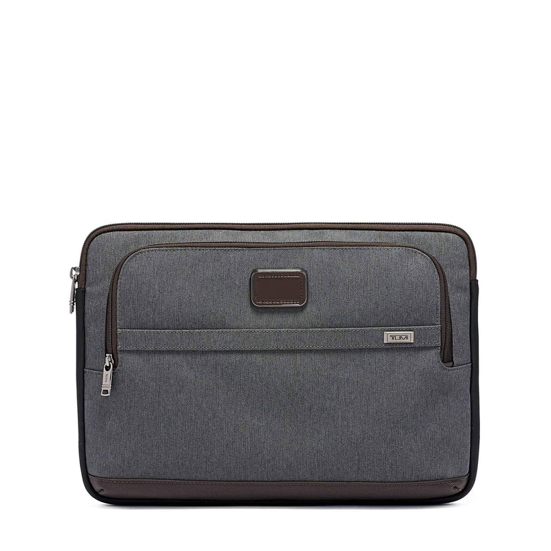Tumi 117256 Alpha 3 Large Laptop Cover anthracite - front