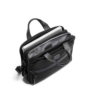 Alpha 3 Triple Compartment Brief - Forero's Bags and Luggage