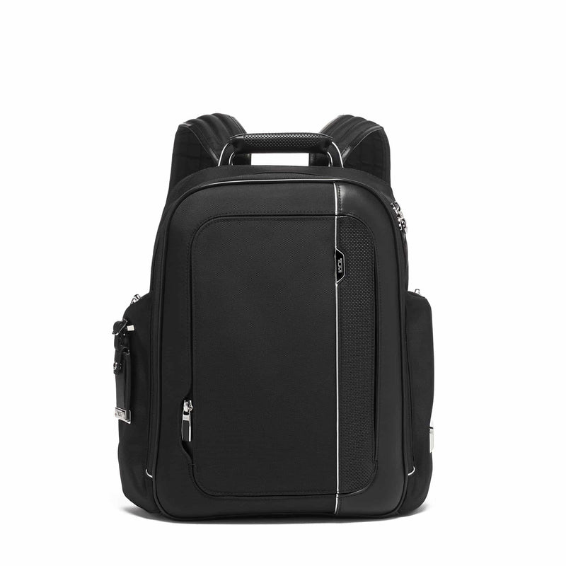 Tumi 117327 Arrivé Larson Backpack black - front