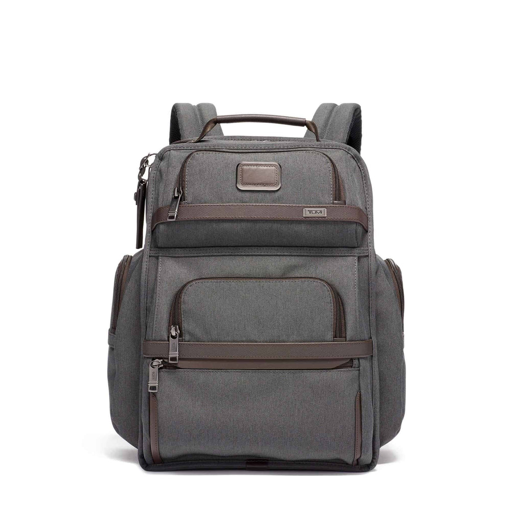 TUMI Alpha 3 Brief Pack - Forero's Bags and Luggage Vancouver Richmond